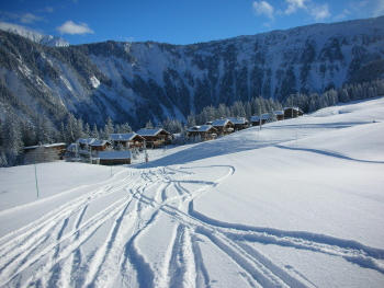 Courchevel 1650 Ski Resort