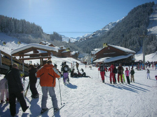 Meribel Ski Resort